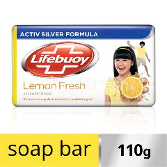 Lifebuoy Sabun Batang Lemon Fresh