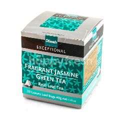 Dilmah Fragrant Jasmine Green Tea