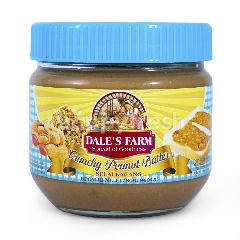 Dale's Farm Selai Kacang Renyah