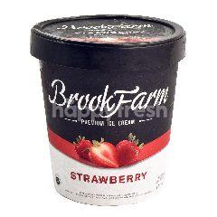 BrookFarm Es Krim Stroberi