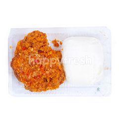 Aeon Set Ayam Geprek Bawang