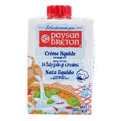 Paysan Breton Whipping Cream