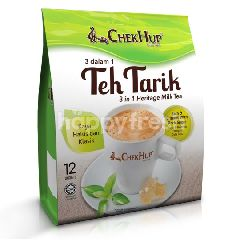 Chek Hup 3 In 1 Teh Tarik Rich & Creamy (40gm x 12 Sachets)