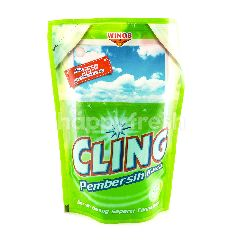 Cling Pembersih Kaca Apple Fresh