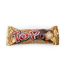 Delfi Top Cokelat