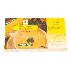 Krokky Sup Ayam Jagung Manis