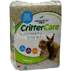 Healthy Pet Heathly Pet Critter Care Natural Bedding 60L