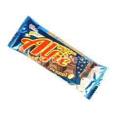 แอลฟี่ ช็อกโกแลตผสมพีนัท