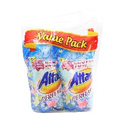 Attack Value Pack Perfume Floral Concentrated Detergent