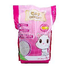 KATZ COMFORT Pasir Kotoran Kucing Aroma Lemon