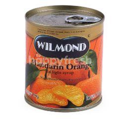 Wilmond Buah Jeruk Mandarin dalam Sirup Cair