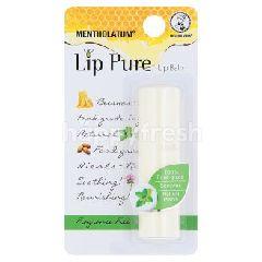 Mentholatum 100% Food Grade Fragrance Free Lip Balm
