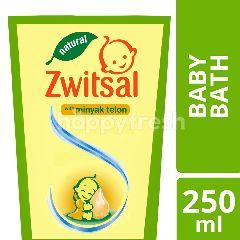 Zwitsal Sabun Bayi Natural dengan Minyak Telon