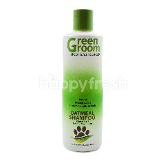 Green Groom Oatmeal Shampoo for Dogs and Cats