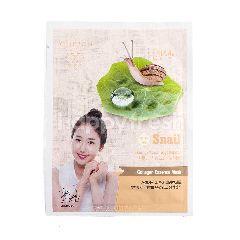 Celebon Masker Collagen Essence Siput