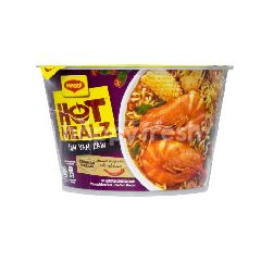 Maggi Hot Mealz Tom Yam Flavoured Instant Noodle