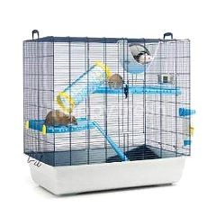 Savic Freddy 2 Max Hamster (Navy Blue)