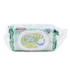 Pureen Baby Wipes With Vitamin E & Aloe Vera (2 Packets)