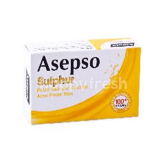 Asepso Sabun Batang Sulphur