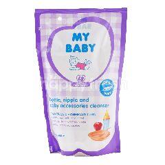 My Baby Pembersih Botol dan Perlengkapan Bayi