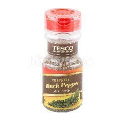 Tesco Cracked Black Pepper