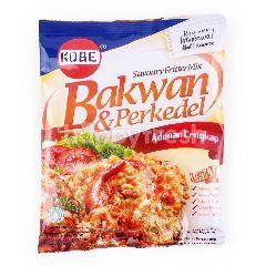 Kobe Bakwan dan Perkedel
