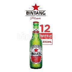 Bintang Bir Pilsener Botolan 12 Packs