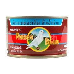 นกพิราบ ผักกาดดองเค็ม ฮั่วน่ำฉ่าย