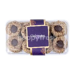 Clairmont Choco Ring Cookies Small