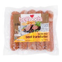 Belfoods Sosis Frankfurter Sapi