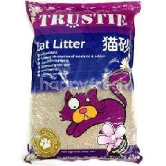 Trustie Super Premium Cat Sand (Lavender) 10L (8.1Kg)