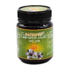 Radiant Raw Manuka Honey