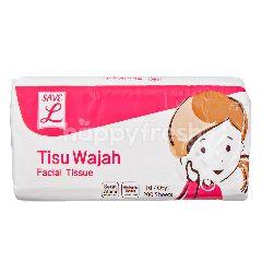 Choice L Save Tisu Wajah Fiber Alami