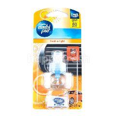 Ambi Pur Car Freshener Premium Clip Fresh & Light