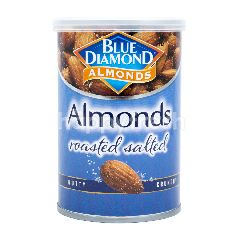 Blue Diamond Almond Panggang Asin