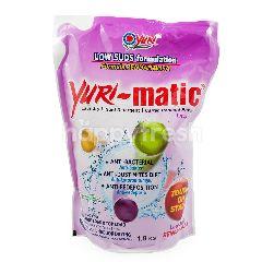 Yuri-Matic Cairan Deterjen Pencuci Pakaian Aroma Fresh Lilac