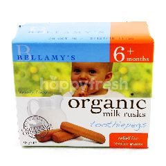 BELLAMY'S Organic Milk Rusks Toothiepegs