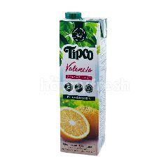 Tipco Valencia Orange Juice 1L