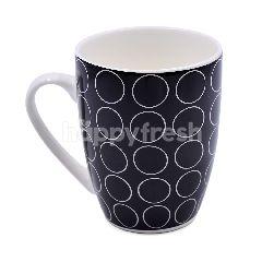 Black Colour Mug