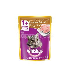 Whiskas Pouch Cat Wet Food Adult Chicken & Tuna 85G Cat Food
