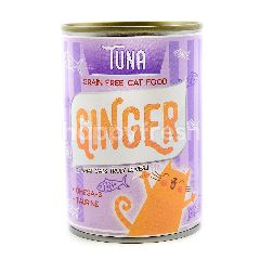 Ginger Tuna Cat Food