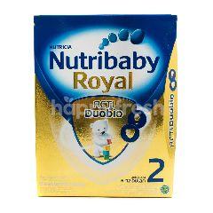 Nutricia Nutribaby Royal Susu Acti Duobio 2