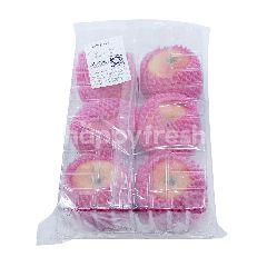 บิ๊๊กซี แอปเปิ้ลฟูจิ แพ็ค 6 ลูก