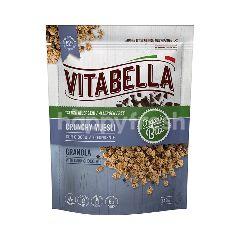 Vitabella Granola With Dark Chocolate Squares