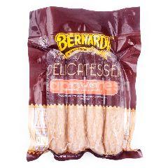 Bernardi Delicatessen Sosis Bockwurst Sapi