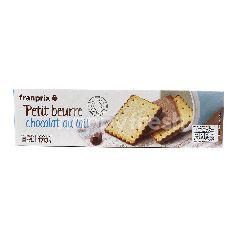 ฟรังพรีซ์ บิสกิตเนยอบกรอบรสช็อกโกแลต 170 กรัม