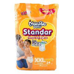 MamyPoko Popok Celana Bayi Standar Ukuran XXL