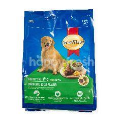 Smartheart Makanan Anjing Rasa Daging Kambing dan Nasi