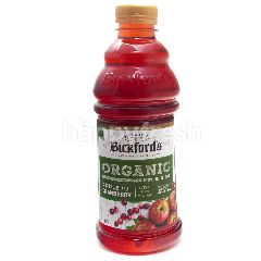 Bickford's Organic Apple And Cranberry Juice