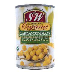 S&W Organik Kacang Garbanzo